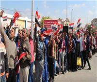 انتظام سير الاستفتاء في ٧٤٦ لجنة فرعية بالإسكندرية
