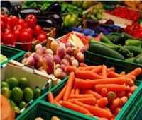 تباين أسعار الخضروات في سوق العبور اليوم ٢٠ أبريل