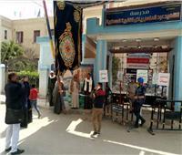 فتح جميع اللجان بكفر الشيخ فى تمام التاسعة وتأخر لجنتين لمدة 30 دقيقة