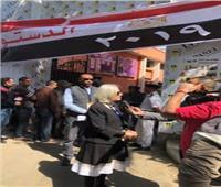 أبو غزالة: التصويت فى الاستفتاء يتم بسلاسة في معظم اللجان
