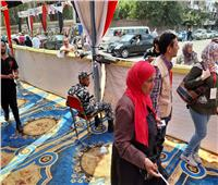 فيديو وصور.. احتفالات المواطنين بالزيتون خلال الاستفتاء على الدستور