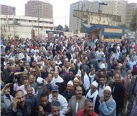 صور| إقبال كثيف على الاستفتاء بالغربية.. ومسيرات حاشدة لآلاف العمال لإعلان تأييدهم للتعديلات الدستورية