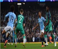 انطلاق مباراة مانشستر سيتي وتوتنهام بالدوري الإنجليزي