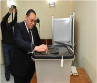 التعديلات الدستورية 2019| الطبل البلدي والمزمار أمام لجان الاقتراع بالشرقية