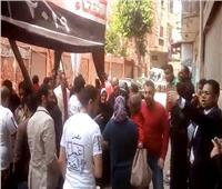 عمرو أديب يدلي بصوته في الاستفتاء على التعديلات الدستورية بمنطقة عابدين