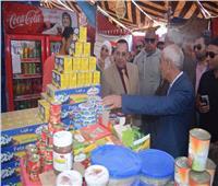 افتتاح سلسلة معارض «أهلا رمضان» في شمال سيناء