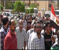 التعديلات الدستورية 2019| شباب الوادي الجديد: نازلين نرسم تشريعات تساهم في تنمية مصر