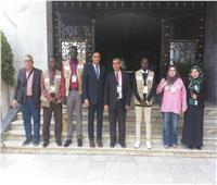 التعديلات الدستورية 2019| المنوفية تستقبل وفد «ماعت للسلام» للاطمئنان على الاستفتاء