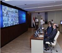 التعديلات الدستورية 2019  وزير الداخلية يتابع سير الاستفتاء من غرفة العمليات