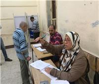 التعديلات الدستورية 2019| بالصور .. زحام شديد بلجان مصر القديمة بعد فترة الراحة