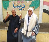 رجال الدين يحثون أهالي مركز ابو النمرس على المشاركة بالانتخابات