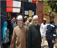 صور| قيادات وأئمة الأوقاف: الاستفتاء على التعديلات الدستورية واجب وطني
