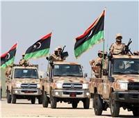 الجيش الليبي يعلن سيطرته على منطقة العزيزية جنوب طرابلس