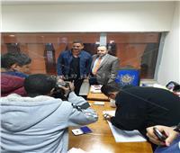 أمير كراره يدلي بصوته في ميناء الإسكندرية أثناء تصويره فيلم كازابلانكا