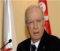 الرئيس التونسي يبحث مع وفد أمريكي تطورات الأزمة الليبية