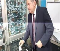 بالصور .. وزير قطاع الأعمال يدلي بصوته في الاستفتاء بالتجمع الخامس