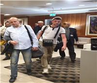وفد أمني روسي يتفقد إجراءات التفتيش بمطاري الغردقة وشرم الشيخ
