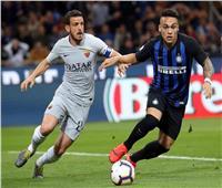 روما يتعادل مع إنتر ميلان ويحافظان على آمالهما بالتأهل للمربع الذهبي