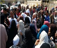 بدء عملية التصويت بحلوان ومايو والتبين في ثاني أيام الاستفتاء
