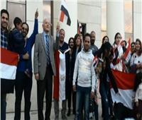 سفيرة مصر بقبرص: نتوقع أقبال كثيف في اليوم الثالث للتصويت بالاستفتاء