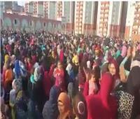 التعديلات الدستورية 2019  احتفالات بحي الأسمرات في اليوم الثاني للاستفتاء