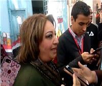 التعديلات الدستورية 2019| تهاني الجبالي تدلي بصوتها في الاستفتاء