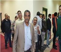 إقبال كبير من العاملين والمترددين على المقر الانتخابي الجديد بمدينة الإنتاج الإعلامي