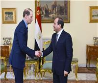 السيسي: تعزيز العلاقات مع الولايات المتحدة في إطار الاحترام المتبادل والمصلحة المشتركة