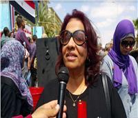 مقرر «قومي المرأة» بالسويس: النساء تقدمن مشهد الاستفتاء للحفاظ على مكتسباتهن