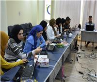 البعثة الدولية لمتابعة الاستفتاء: مشاركة كثيفة في لجان القاهرة والجيزة