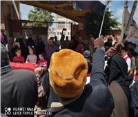 التعديلات الدستورية 2019| حشد جماهيري في قرية «سيف الدين» بدمياط