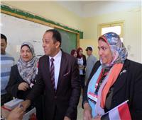 رئيس جامعة دمنهور: الاستفتاء ضرورة لمستقبل البلد.. فلا تبخلوا على مصر