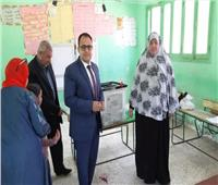 قرية «الشهداء» تسجل مشاركة مميزة في الاستفتاء على التعديلات الدستورية