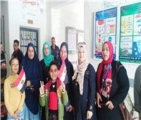 «قومي المرأة»: تلقينا ٢٧ شكوى واستفسارا ثاني أيام الاستفتاء