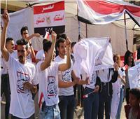 إقبال الشباب على الإدلاء بأصواتهم فى ثالث ايام الاستفتاء
