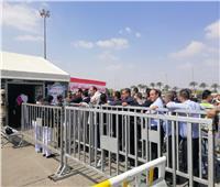 التعديلات الدستورية2019| إقبال متوسط على لجان «مطار القاهرة» في أخر يوم للتصويت