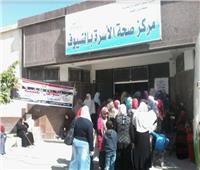 صور  قافلة طبية مجانية بسيوفالإسكندرية