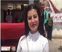 فيديو| «ياحبيبتي يا مصر»..«نجاة» تطرب الجمهور أمام لجان مصر الجديدة