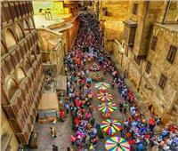 شارع المعز يستقبل ٢٢ فرقة من مختلف دول العالم بأضخم كرنفال شعبي