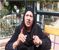 قعيدة بلجنة شبين الكوم: السيسي أنقذ مصر من براثن الإرهاب