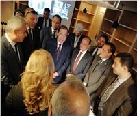 التعديلات الدستورية 2019| وزير البترول يتابع الاستفتاء من داخل غرفة العمليات