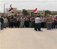 في ختام ماراثون الاستفتاء..مسيرات حاشدة للأزهر والكنيسة في جنوب سيناء