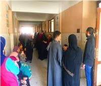 صور وفيديو| زيادة الإقبال بلجان الجيزة والهرم في اليوم الثالث للاستفتاء