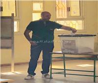 التعديلات الدستورية 2019| هاني العتال يدلي بصوته