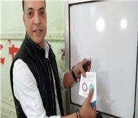 التعديلات الدستورية 2019| طارق الشيخ يدلي بصوته في الاستفتاء