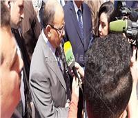 التعديلات الدستورية 2019  محافظ القاهرة ووزير التنمية المحلية يتفقدان لجان الزمالك