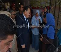 محافظ الشرقية: الدولة المصرية قوية بتكاتف الجيش والشرطة والشعب