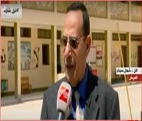 فيديو| محافظ شمال سيناء: نسب المشاركة في الاستفتاء لا تختلف عن باقي المحافظات