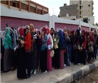 القومي للمرأة بالبحيرة يحشد الناخبات للإدلاء بأصواتهن في الاستفتاء
