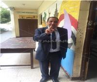 الأمين العام المساعد لاتحاد المحامين العرب يدلي بصوته في التعديلات الدستورية